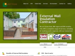 External-wall-insulation